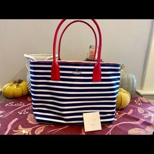 Kate Spade nautical medium tote bag